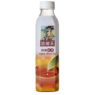 金車 波爾茶-錫蘭紅茶(580mlx24入)