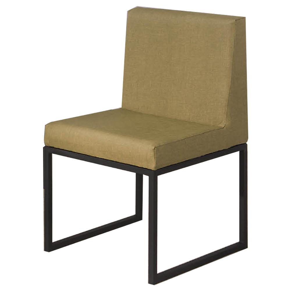 Bernice-Andrew現代餐椅 - 綠