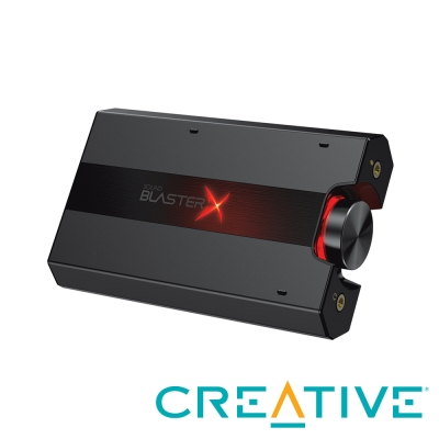 Creative Sound Blasterx G5 音效卡