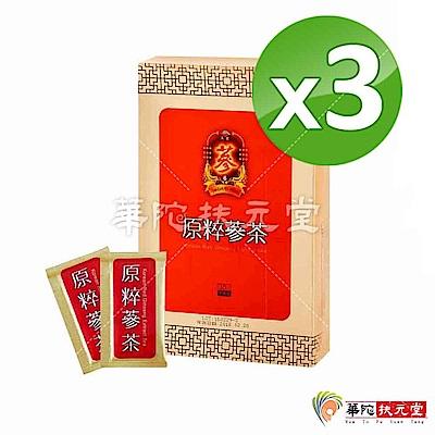 華陀扶元堂 天官原粹蔘茶3盒(30入/盒)