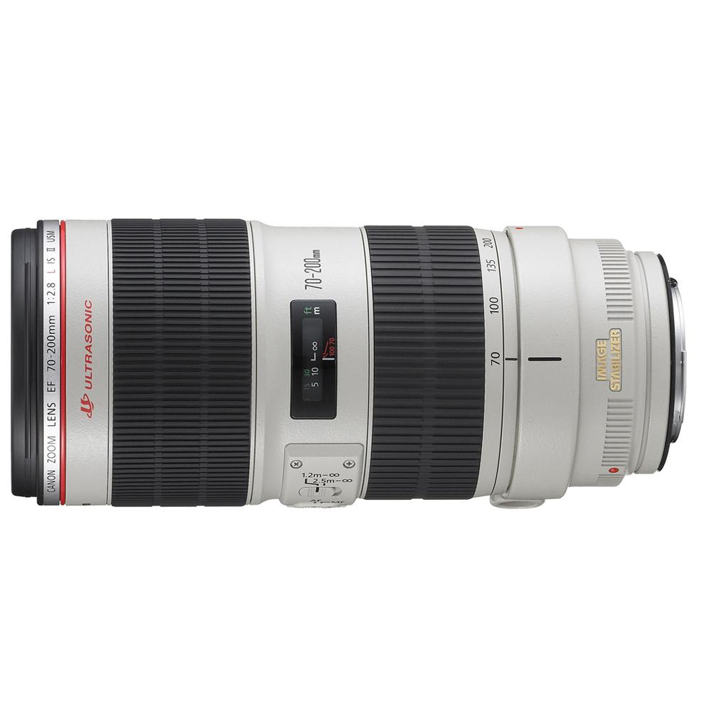Canon EF 70-200mm f/2.8L IS II USM (平行輸入)