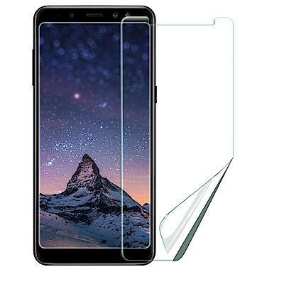 XM 三星 Samsung Galaxy A8+ 2018版 高透光亮面耐磨保護...