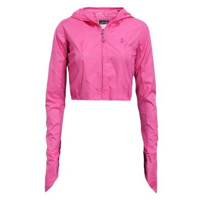hilltop山頂鳥-女款吸濕快乾抗UV袖套式外套