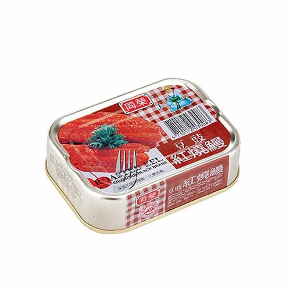 同榮 豆豉紅燒鰻(100gx3入)