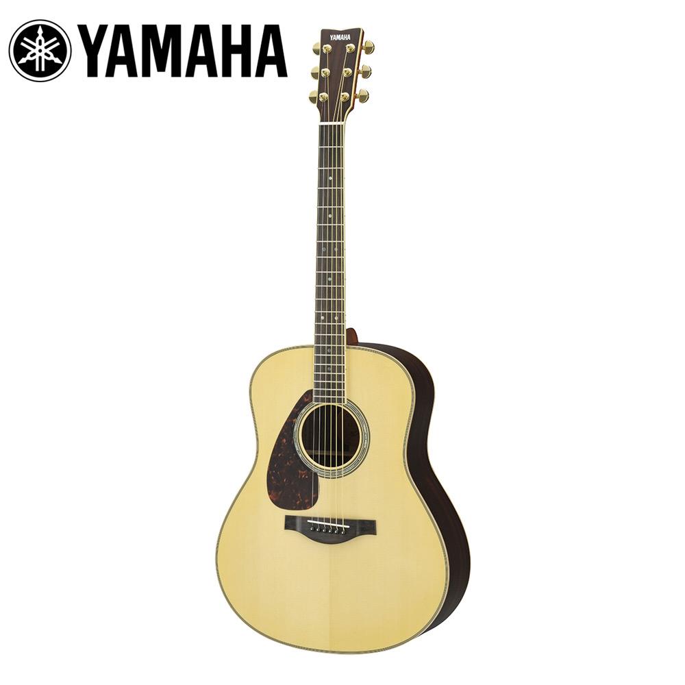 YAMAHA LL16L ARE NT 民謠木吉他 原木色