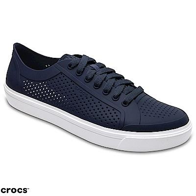 Crocs 卡駱馳 (男鞋) 都會街頭洛卡繫帶鞋 204872-462
