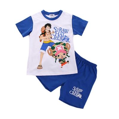魔法Baby航海王短袖套裝 k50171