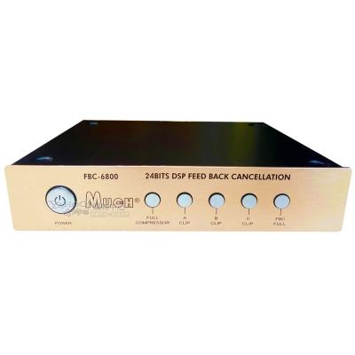 MUCH FBC-6800壓縮限制 回授抑制 處理器