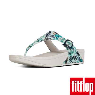 FitFlop TM-ANNA SUI PRINTED SKINNY TM-水藍