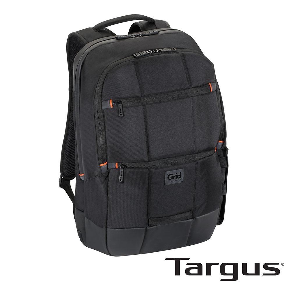 Targus Grid Advanced 黑盾 II 16 吋電腦後背包 (32L)