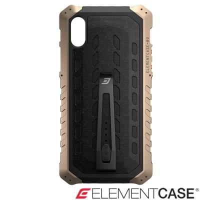 美國 Element Case iPhone X Black Ops防摔手機保護殼-沙漠棕