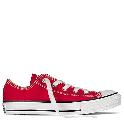 CONVERSE-中童鞋3J236C-紅