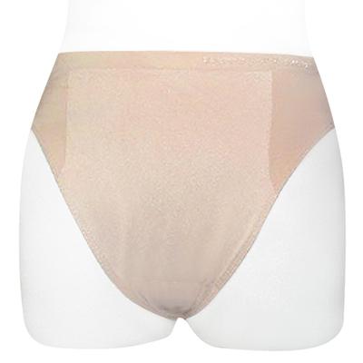維多利亞的秘密 膚色超彈性無痕褲-M/L號