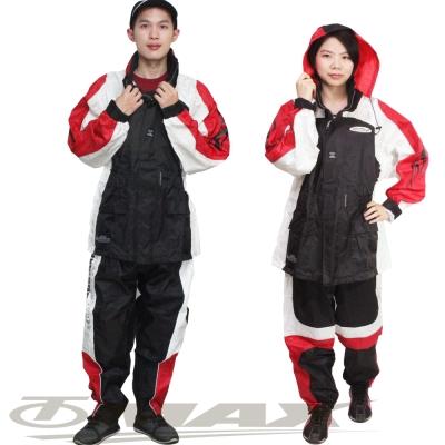 天龍燎原型賽車套裝雨衣