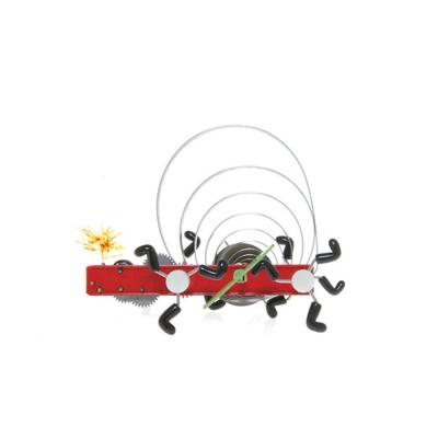賽先生科學 發條玩具-火花機械蟲Awika