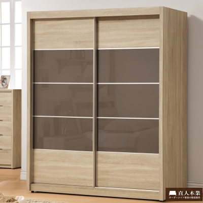 日本直人木業-JOES經典簡約150CM衣櫃 (150x61x197cm)