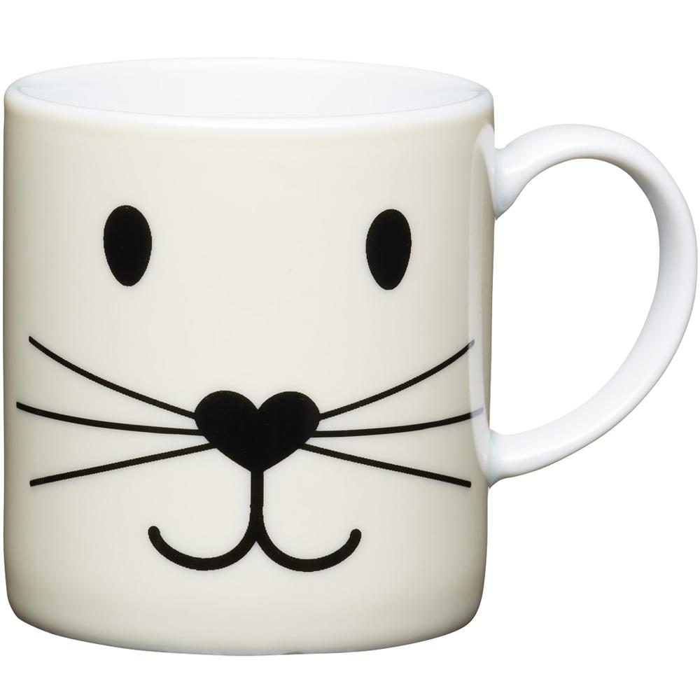 KitchenCraft 濃縮咖啡杯(貓咪80ml)