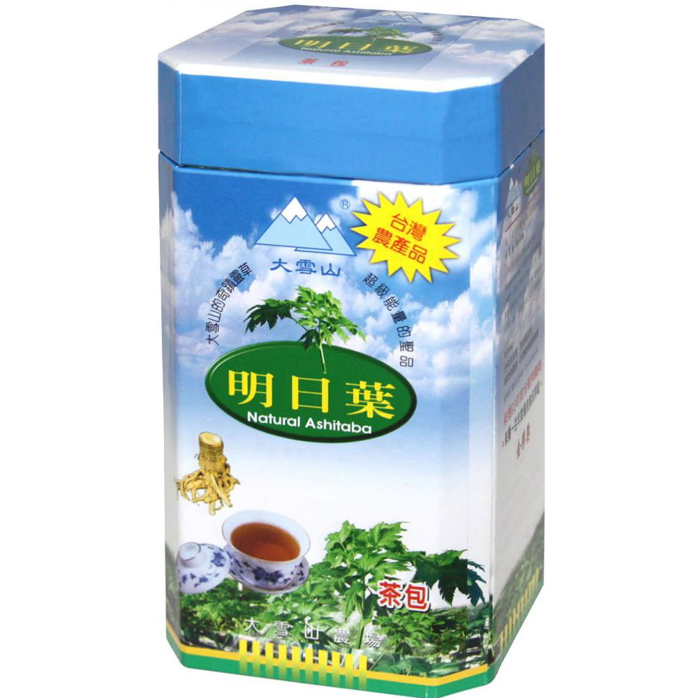 大雪山農場 明日葉茶(30包x3瓶)