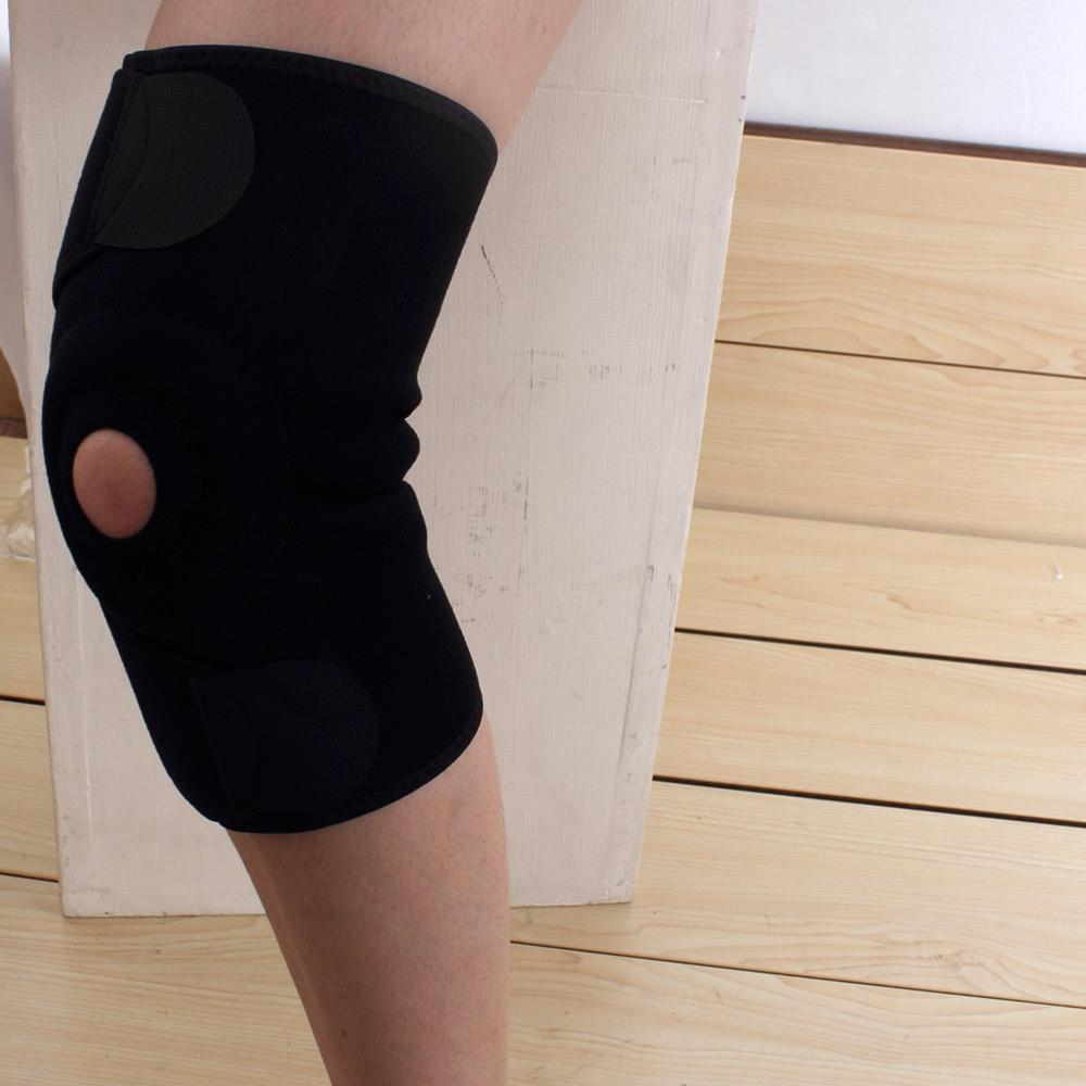 YASCO 可調整型運動護膝 2入組
