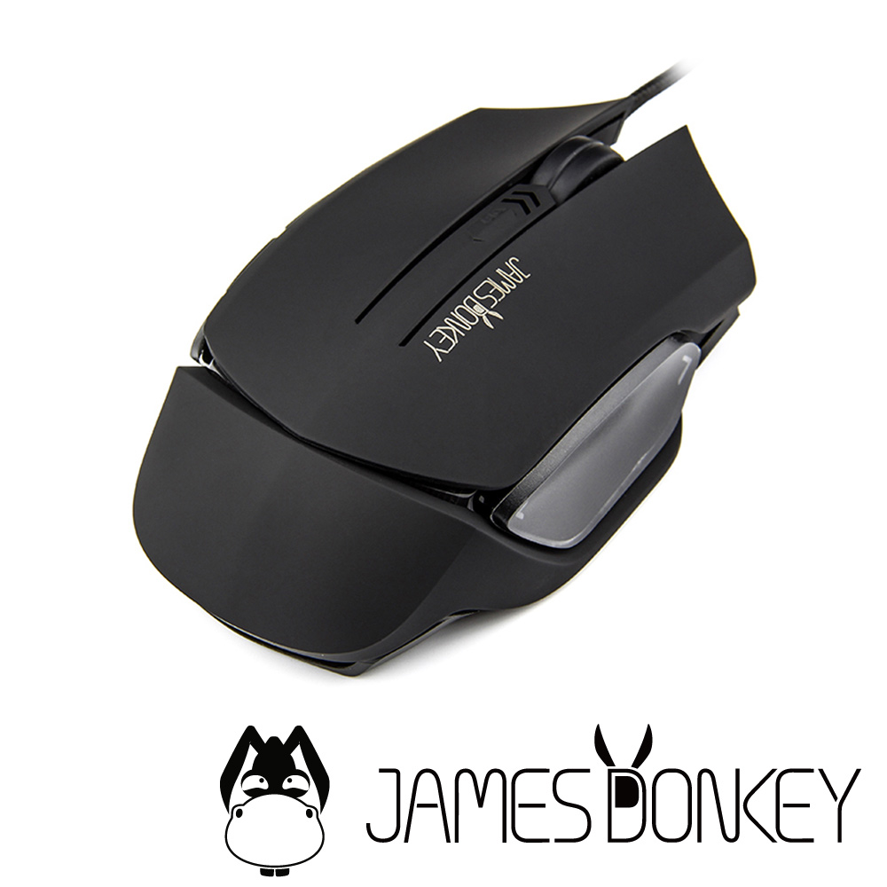 JAMES DONKEY 112S光學電競滑鼠