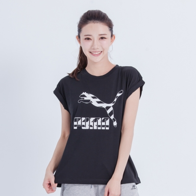 PUMA-彪馬-短袖T恤-女-57135201