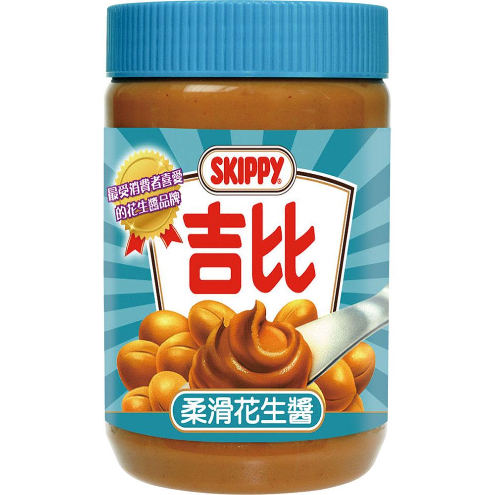 吉比 柔滑花生醬(510g)