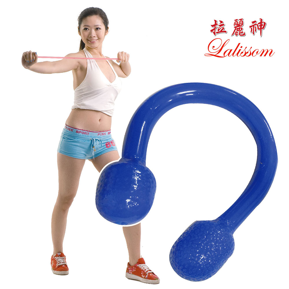 拉麗神保健有氧毛巾操健康彈力拉力繩〈2入〉彈力繩 拉力帶 健身帶 瑜珈繩 健身運動好