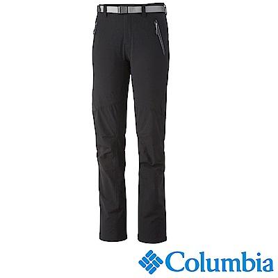 Columbia 哥倫比亞 女款-鈦防曬抗UV40防潑長褲-黑 UAR87640BK