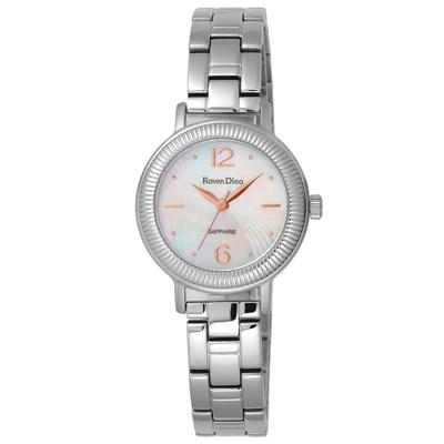 Roven Dino羅梵迪諾  流線星雲時尚腕錶-RD726S-298W/28mm