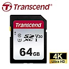 創見 64GB 300S SDXC UHS-I U3 V30 記憶卡