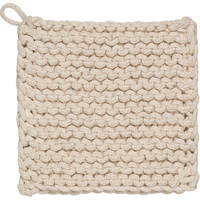 DANICA 鉤針編織隔熱墊(米)