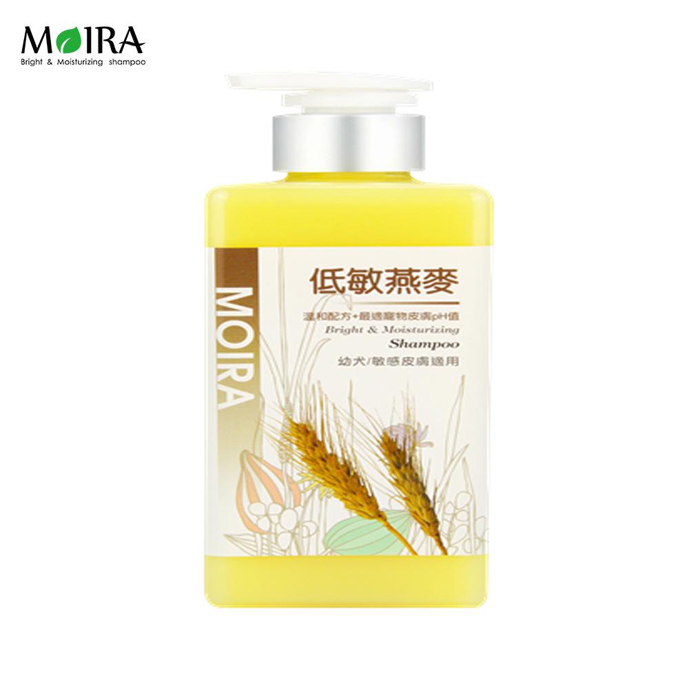 MORIA莫伊拉 極緻精華 溫和配方洗毛精 - 低敏燕麥 500ml X 1瓶