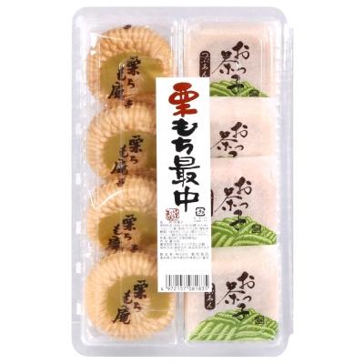 倉知食品 栗麻糬最中餅(280g)