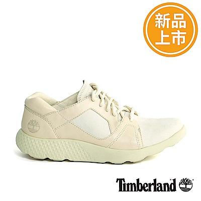 Timberland 女款白色FlyRoam休閒鞋