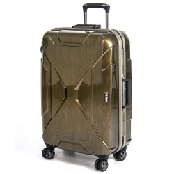 eminent 雅仕 - 20吋太空艙髮絲紋旅行箱-二色可選URA-9F7-20