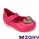 Zaxy 巴西 寶寶 親親甜心休閒娃娃鞋-桃紅色
