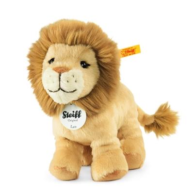 STEIFF德國金耳釦泰迪熊 - Leo Lion 獅子 (動物王國)