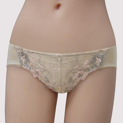 曼黛瑪璉-戀妳二-低腰三角萊克褲-月光膚
