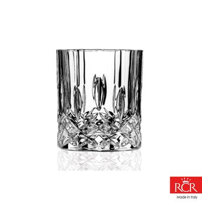 義大利RCR歐普拉無鉛水晶 威士忌杯 (6入)300cc (8H)