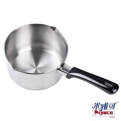 【米雅可】正#304不鏽鋼三層覆底雪平鍋(20cm)