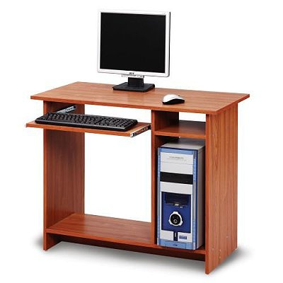 超值平面附鍵盤電腦桌