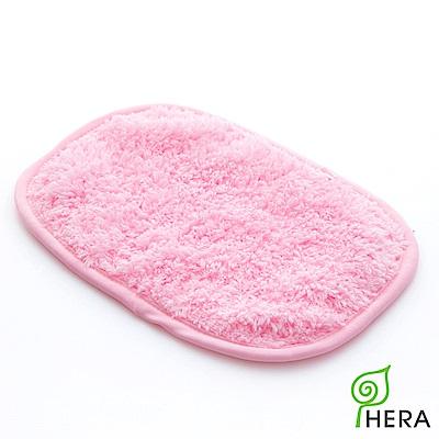 HERA 3M專利瞬吸快乾抗菌超柔纖-多用途小手帕-櫻花粉