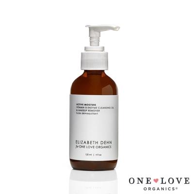 One Love Organics 激活保濕 維他命B酵素潔面油 120mL