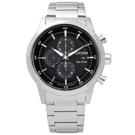 CITIZEN 亞洲限定版精彩未來光動能腕錶(CA0610-52E)-黑/43mm