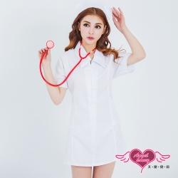 護士服 療癒天使 護士 角色扮演服(白F)AngelHoney天使霓裳