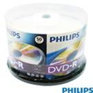 【PHILIPS】飛利浦 16X DVD-R 50片 (布丁桶)