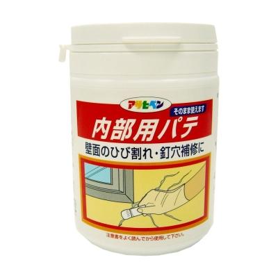 日本Asahipen油漆牆壁細紋處理/防裂填縫劑