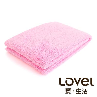Lovel 全新升級第二代馬卡龍長絨毛纖維浴巾(共 5 色)