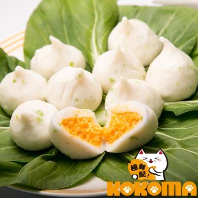 《極鮮配》黃金魚包蛋 (200g±10%/包),10入組
