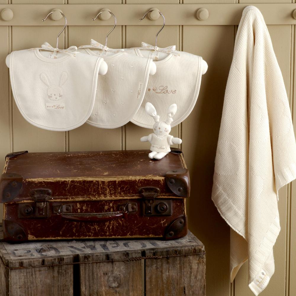 英國Natures Purest天然有機棉-初生禮盒套裝(IGPL0090730)